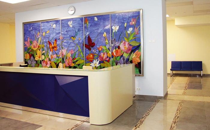 строительство медицинского центра — Института детской эндокринологии